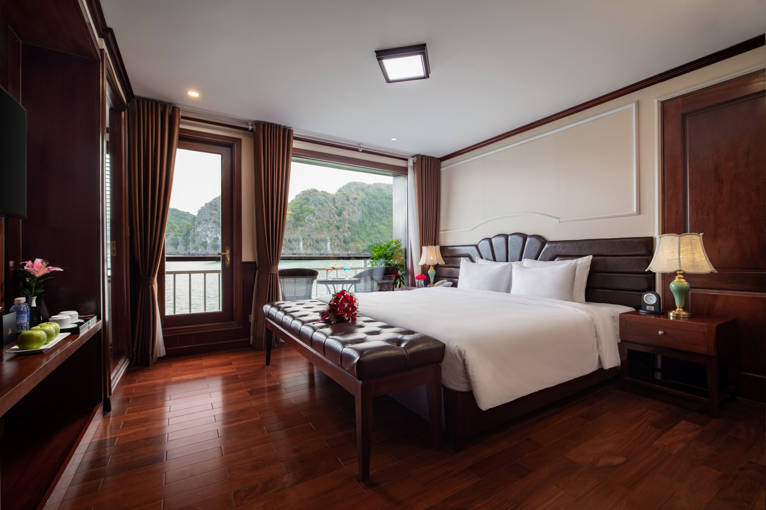 Junior Suite Double Sea View With Private Balcony
